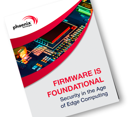 Firmware is Foundational